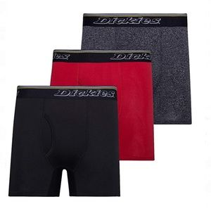 Dickies 3-Pack Performance Boxer Briefs